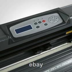 100-240V AC SK-375T Sign Sticker Vinyl Cutter Cutting Plotter Machine new