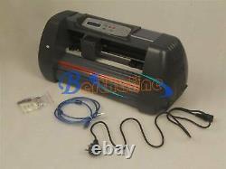 110V-240V SK-375T 375mm Sign Sticker Vinyl Cutter Cutting Plotter Machine