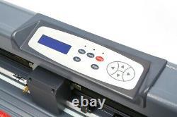1350MM USB VINYL CUTTING PLOTTER SIGN CUTTER DIGITAL PRINTING STICKER first