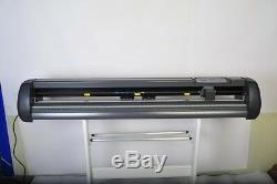 1350mm Usb Vinyl Cutting Plotter 54 Sign Cutter Digital Printing Sticker Best