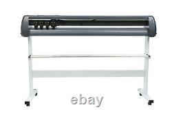 1350mm Vinyl Cutter Plotter Machine Cutting 53 Sign Making Graphics