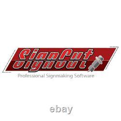 1350mm Vinyl Schneideplotter mit LED Folienplotter Plotter Software Mac Windows