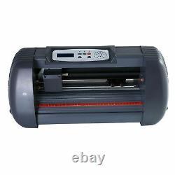 14 Plotter Cutter Vinyl Sign Maker Cutting Pape Plotter Printer With 3 Blades