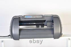 14 Vinyl Cutter Sign Cutting Plotter 375mm Printer Sticker Usb