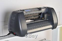 14 Vinyl Cutter Sign Cutting Plotter 375mm Printer Sticker Usb Port