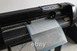 24 500g Cutting Plotter Vinyl Cutter for PU Vinyl Cutting Machine With PU Vinyl