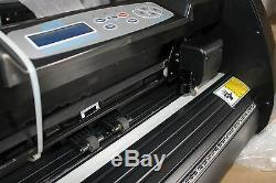 24inch 500g Cutting Plotter with Craftedge Software and Stand Vinyl Cutter