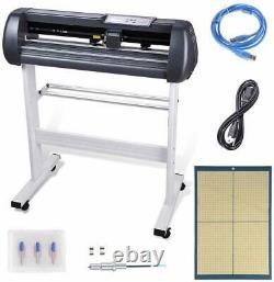 28 Vinyl Cutter Plotter Machine PixMax Printer Sticker Sign Maker Craft Cutting