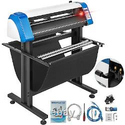 28 Vinyl Cutter Plotter Sign Cutting Laser Pointer Automatic Contour Cut Print