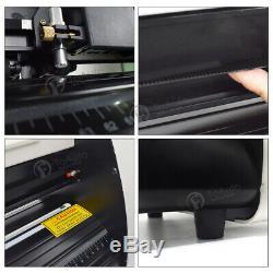 32 Vinyl Cutter Plotter Sign Making Cutting Machine Sticker Print Graphics LCD