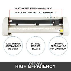 34 Vinyl Cutter Machine Vinyl Plotter Cutter Signmaster Cutting Sign Making USB