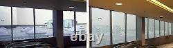 48 x 10 yard LIGHT GLASS ETCH sign vinyl film craft hobby plotter window frost