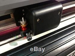 52 Vinyl Cutter Plotter 1310mm Optical Eye, Flexi 11 and Stand, Contour Cutting