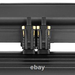 5in1 Heat Press 12x15 Vinyl Cutter Plotter 14 Graphics Usb Port Handicraft