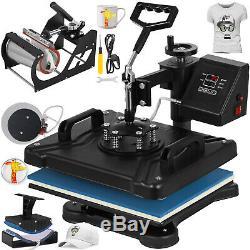 5in1 Heat Press 12x15 Vinyl Cutter Plotter 28 Art Craft Printer Handicraft
