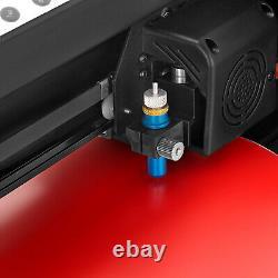 5in1 Heat Press 12x15 Vinyl Cutter Plotter 34 Sublimation Desktop Hat Mug