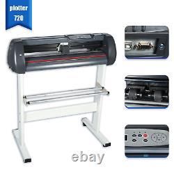 720mm Vinyl Plotter Cutter Cutting 28 Sign Making Graphics Signmaster Backlight