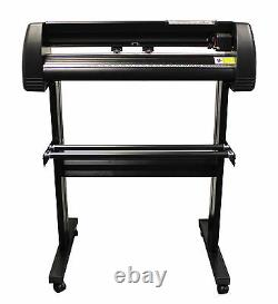 A Grade Vinyl Plotter Cutter Mh721 Optical Eye With Stand -28 Inch