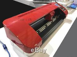 A3 A4 Vinyl Cutter Plotter & Anycut Software Sign Sticker Contour Cutting