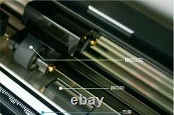 Automatic Patrol Contour Cutting Plotter & Red light Sensor Vinyl Cutter 415mm U