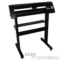 B-Grade Refurbished EH721 VINYL PLOTTER CUTTER, OPTICAL EYE WITH STAND -28 INCH