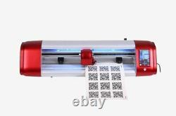 C 24 Sky Cut Cutting Plotter 2 Feet Vinyl Redium Cutting Plottwer With Cemera