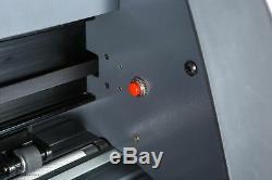 Cutting Plotter 720mm Vinyl Sign 28 Printer Sticker Genuine SignMaster software
