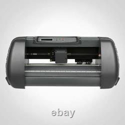 Electric Vinyl Sticker 3 Blades Cutting Plotter Machine With Contour Accessories