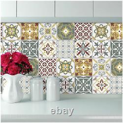Fliesenaufkleber Lisboa Set Aufkleber Folien Selbstklebend Küche Bad Y041
