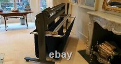 GRAPHTEC FC8600-130 Vinyl Plotter Cutter (immaculate), Stand, Basket, 13 Blades+