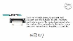 Graphtec CE-50 LITE 20 Inch Vinyl Cutter & Plotter Bundle With Software
