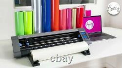 Graphtec CE Lite-50 20 Professional Vinyl & Heat Transfer Cutter Plotter