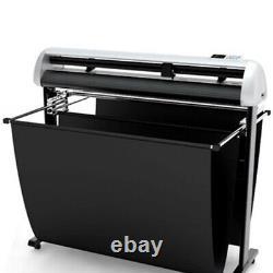 High Precision Vinyl Cutter Plotter with A3 ARMS Auto Contour Cut & Cutting Mat