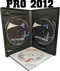 Maximize vinyl cutter production WinPCPRO software 2012 for any vinyl plotter