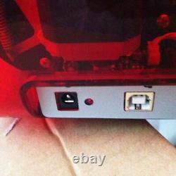 Mini Sticker Cutter A4 Vinyl Cutter Plotter Cutting Machine Contour Cut Function