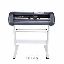 New 28 Vinyl Cutter Sign Plotter Sticker Cutting Signmaster Making Cut Machine