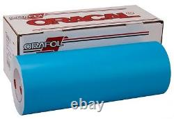 Oramask 813 Film Clear For Vinyl Cutter Plotter choose Your Size