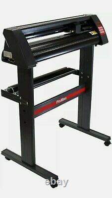 PixMax Model 721PE Vinyl Cutter Plotter and SignCut Pro