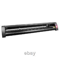 PixMax Plotter de Découpe Vinyle de 151cm/59 Pouces avec Logiciel FlexiStarter