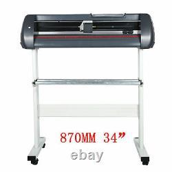 Plotter 870MM Vinyl Cutting Plotter 34 Manufacturer 3Blade