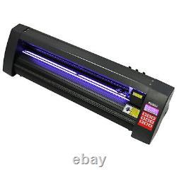 Plotter de Découpe Vinyl 720cm Guide Laser LED Logiciel Signcut Pro Housse