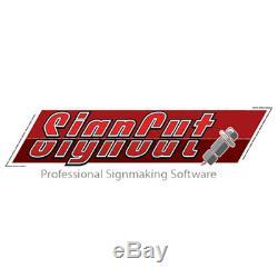 Plotter de Découpe Vinyle PixMax de 72cm avec Logiciel SignCut Pro