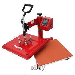 Presse à Chaud Swing 38cm, Plotter de Découpe Vinyle & Imprimante Sublimation