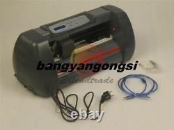 SK-375T Sign Sticker Vinyl Cutter Cutting Plotter Machine 100-240V