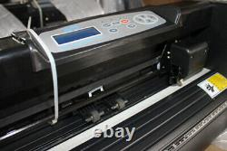 Techtongda 24 500g Cutting Plotter Vinyl Cutter for PU Vinyl Cutting Machine