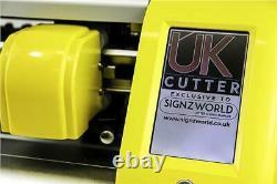 UKCutter C Series A GRADE Vinyl Cutter Camera Plotter With WIFI / Touchscreen