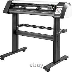 VEVOR 28 Vinyl Cutter Plotter Cutting Machine 720mm Signmaster USB Graphics