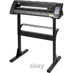VEVOR 28 Vinyl Plotter Cutter Vinyl Cutter Machine 720mm Signmaster Cutting