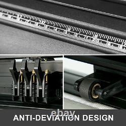 VEVOR 34 Vinyl Cutter Plotter Software Bundle Wide Format Drawing Tools