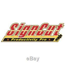 VINYL CUTTER PLOTTER QUALITY LIYU SC631-AM with OPTICAL EYE 28 inch + Signcut pro